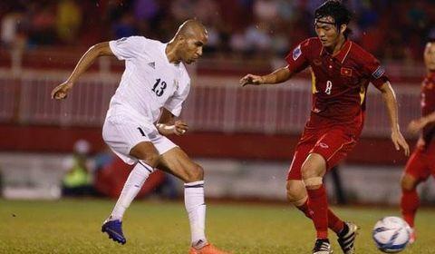 Việt Nam 0-0 Jordan