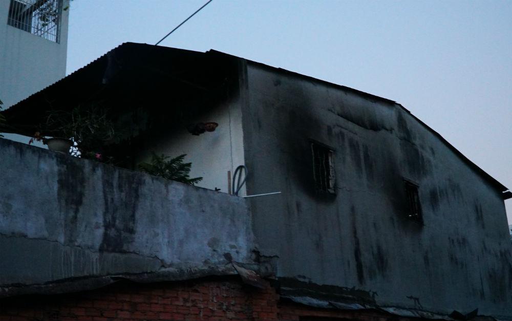 cháy lớn,cháy ở TPHCM