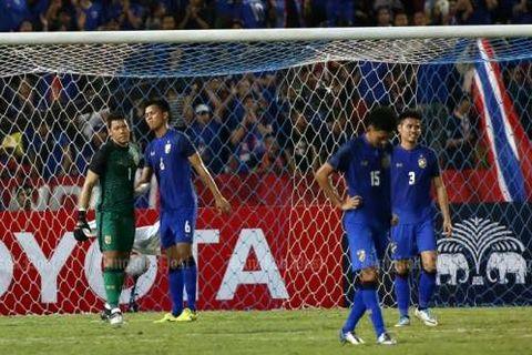 Thái Lan 2-3 Slovakia