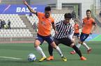 Cựu tuyển thủ U23 Việt Nam toả sáng tại quê thầy Park