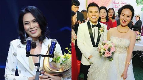 Mỹ Tâm thắng đúp, đám cưới Khắc Việt, Tố Ny gây sốt showbiz tuần qua