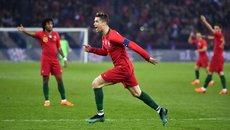 Ronaldo và sức mạnh không thể kiểm soát
