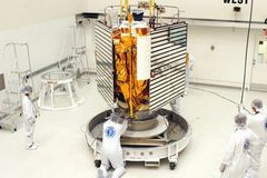 Sao Thủy và lần thăm dò bằng tàu MESSENGER