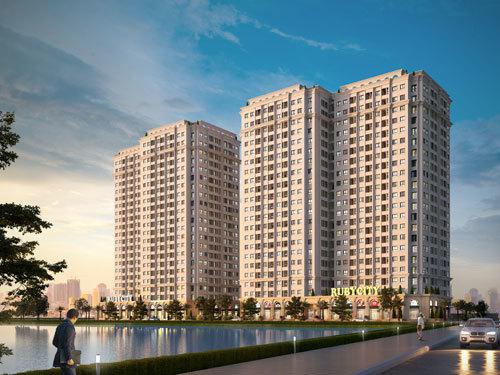 Chỉ từ 200 triệu sở hữu chung cư trung tâm Long Biên
