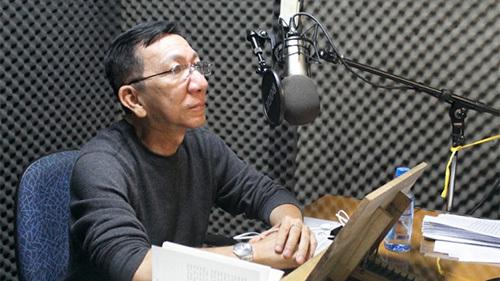 Diễn viên Huy Hồ nói về công việc lồng tiếng trong phim