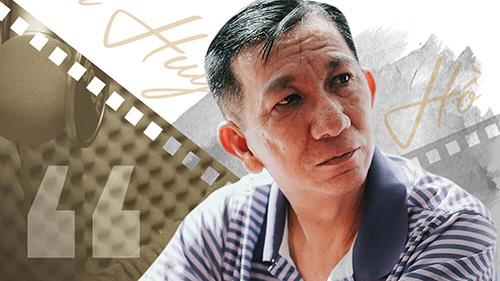 Diễn viên Huy Hồ nói về việc lồng tiếng vai thái giám