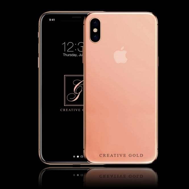 iPhone X sẽ có màu mới