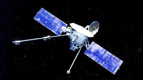 Sao Thủy và lần thăm dò bằng tàu Mariner 10