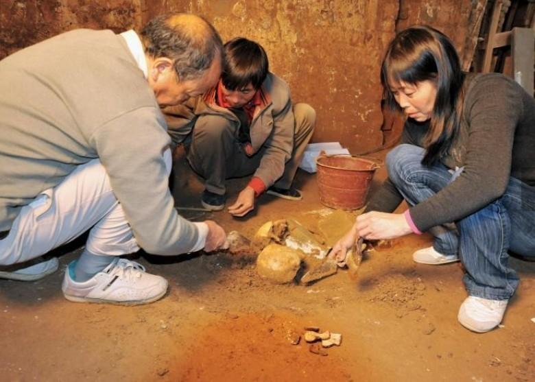 Tào Tháo,hài cốt,khảo cổ,Trung Quốc