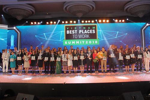 LOTTE Mart vào Top 100 nơi làm việc tốt nhất VN