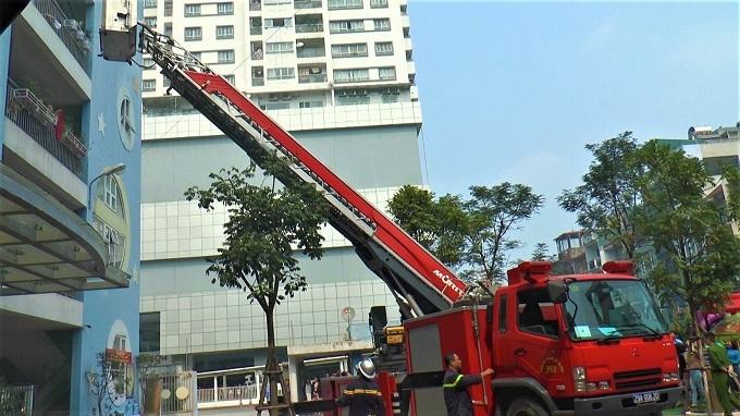 Lính cứu hỏa,Hỏa hoạn