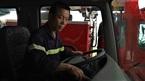 Chuyện khó ngờ của người lái xe cứu hỏa trên đường đi chữa cháy