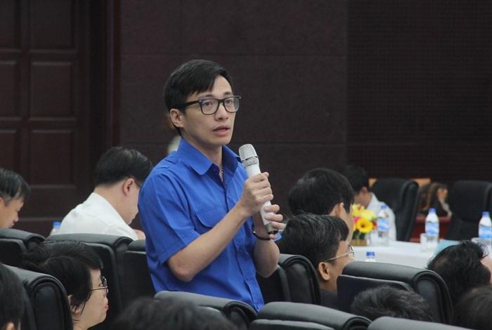 Giảng viên trẻ 'hỏi khó' Chủ tịch Đà Nẵng
