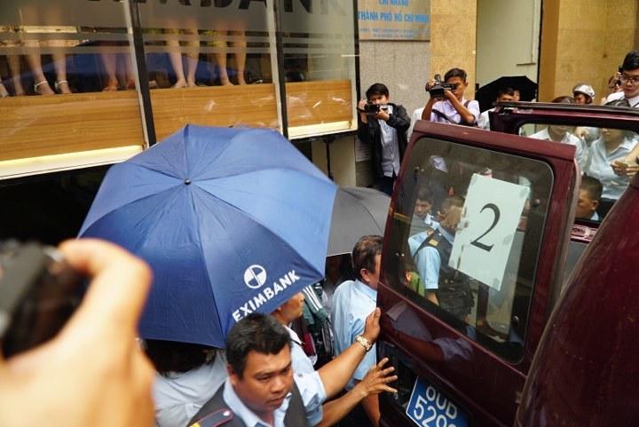 Eximbank,245 tỷ đồng,gửi tiết kiệm,đại gia,Chu Thị Bình,bắt giam,Bộ Công an