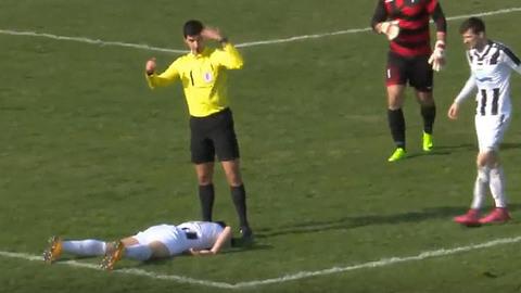 Cầu thủ Croatia qua đời