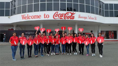 Coca-Cola ưu tiên phát triển tài năng Việt