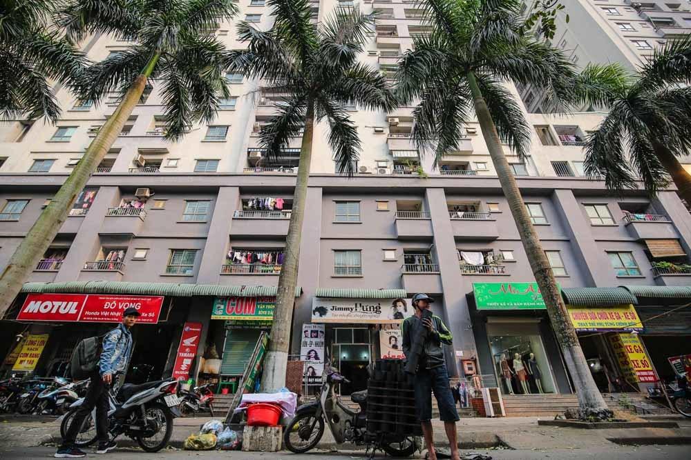 chung cư,Hà Nội,cháy chung cư,PCCC