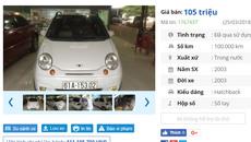 Người Việt săn những mẫu ô tô giá siêu rẻ, dưới 150 triệu để chạy Uber/Grab