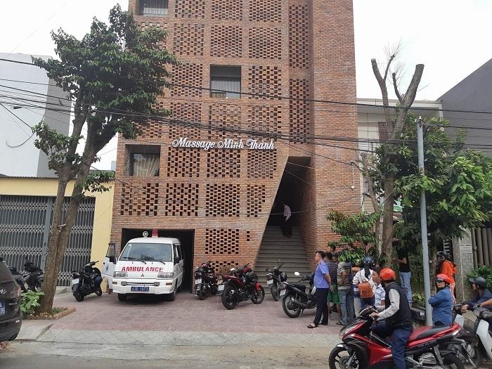 quán massage,Đà Nẵng