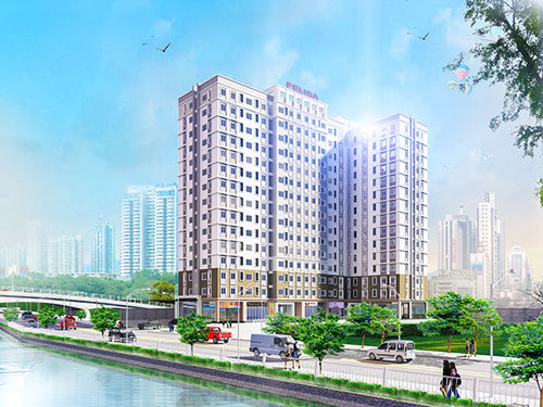 Dự án gần trung tâm TP.HCM giá chỉ từ 1,09 tỷ