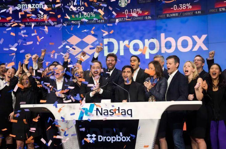 IPO siêu thắng lợi, Dropbox đạt giá trị 10 tỷ USD