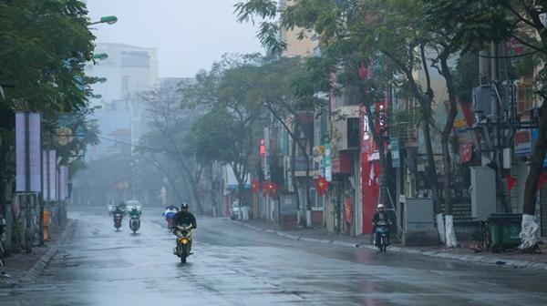 Dự báo thời tiết Hà Nội 3 ngày tới