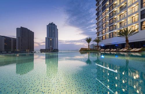Vinpearl khai trương khách sạn nội đô đầu tiên ở Nha Trang