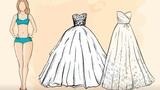 Chọn váy cưới cần nhiều kiến thức hơn bạn nghĩ