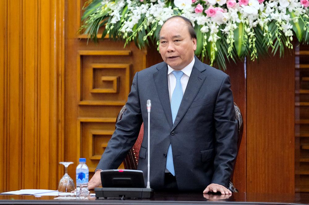 Thủ tướng chủ trì họp về công tác chuẩn bị cho hai Hội nghị đa phương lớn