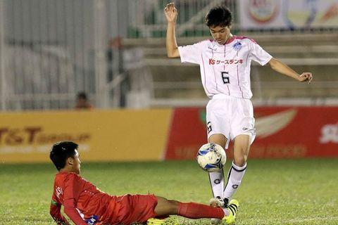 U19 HAGL 1-1 U19 Mito Hollyhock