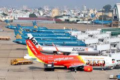 Xác định diện tích đất phải thu hồi trong sân bay Tân Sơn Nhất