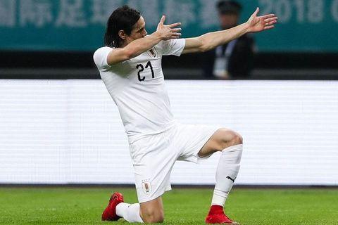 Wales 0-1 Uruguay