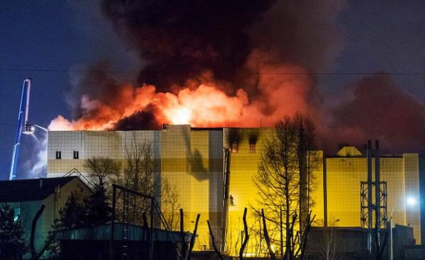 Đại sứ quán VN tại Nga thông tin về tình hình người Việt trong vụ cháy