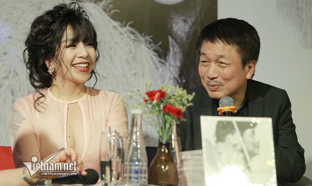 Minh Chuyên: Tôi mặc sexy, Phú Quang mắng thẳng mặt