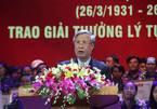 Ông Trần Quốc Vượng: Đoàn cần đào tạo cán bộ trẻ chất lượng cho Đảng