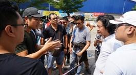 Vụ cháy chung cư Carina: Cư dân có thể kiện đòi bồi thường thiệt hại