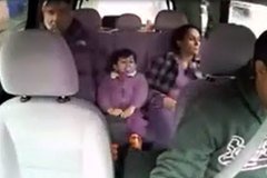 Ngồi hàng ghế sau ô tô không cài dây bảo hiểm sẽ nguy hiểm thế nào?
