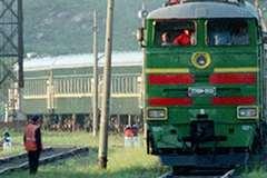 Cận cảnh đoàn tàu đặc biệt chở lãnh đạo Triều Tiên