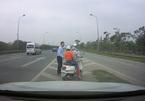 Hành động của tài xế trên cao tốc khiến dân mạng cảm kích