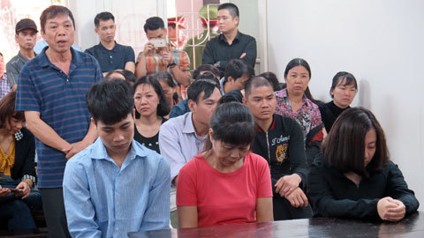 Khúc mắc gia đình nạn nhân vụ cháy quán karaoke 13 người chết