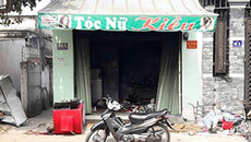 Vợ xinh đẹp cùng chồng cũ chết cháy trong tiệm tóc và bi kịch từ cuộc tình đứt gánh