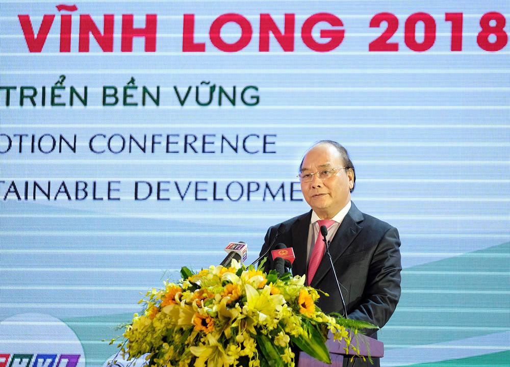 Thủ tướng: Vĩnh Long cần phát triển năng động hàng đầu cả nước