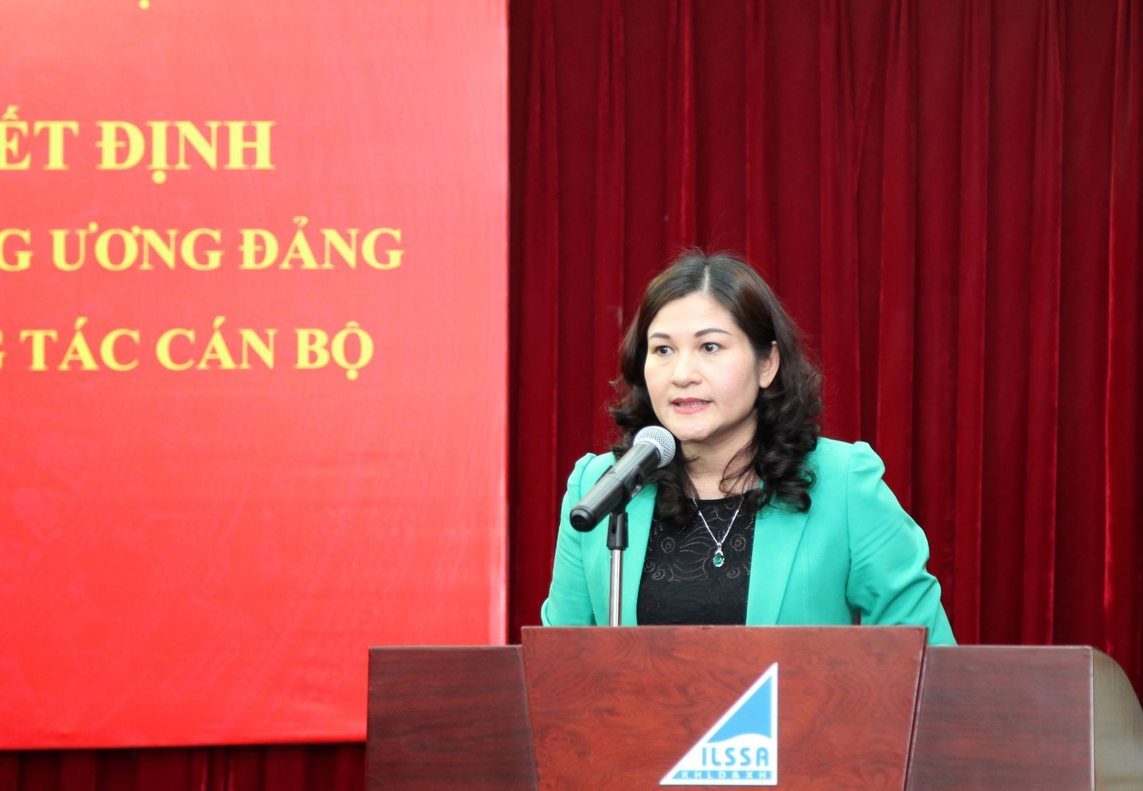 Thứ trưởng Bộ Lao động làm Phó bí thư Bắc Ninh