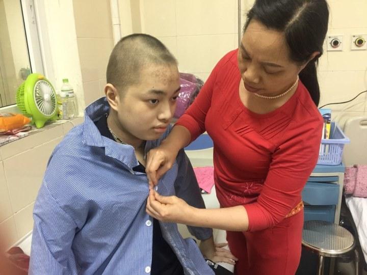 Nam sinh đạt giải Nhì Toán cấp tỉnh bị K thận cầu cứu