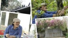 Nhà vườn 10.000m2 đầy hoa thơm, trái ngọt của Giang 'còi'