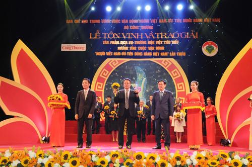 PV GAS- Top 10 DN có Dịch vụ Thương hiệu Việt xuất sắc