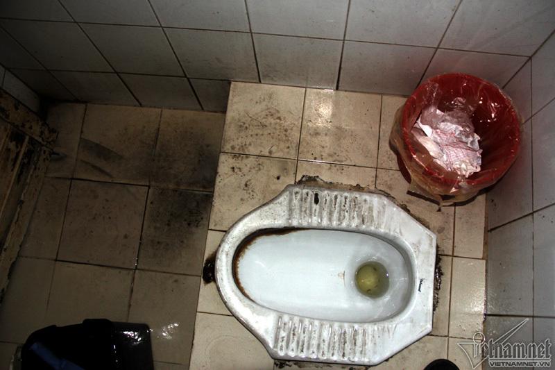 nhà vệ sinh bệnh viện,hài lòng người bệnh,Bộ Y tế