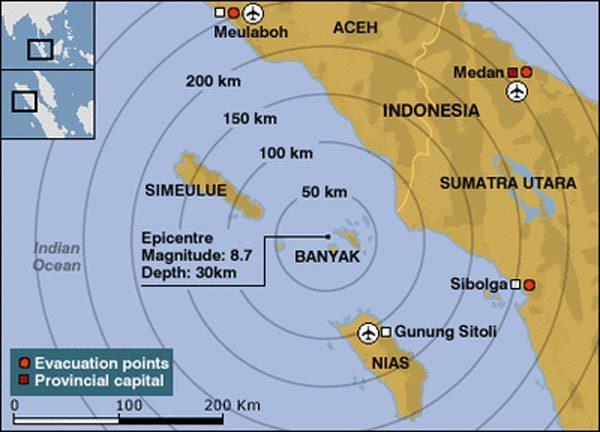 Thảm họa động đất bất ngờ khiến ngàn người thiệt mạng