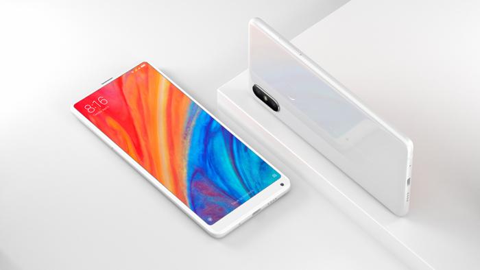 Xiaomi Mi Mix 2S không viền màn hình ra mắt, giá 14,5 triệu đồng