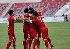 Tuyển Việt Nam dự VCK Asian Cup 2019 với thành tích bất bại